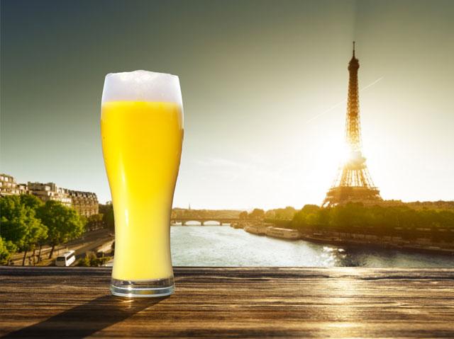 LES BIÈRES DE PARIS
